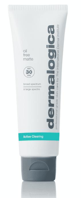 אויל פרי מאט SPF30- מראה עור מאט לעור שמן