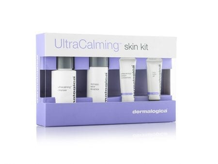 מארז התנסות Ultracalming לעור רגיש
