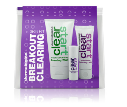 מארז התנסות Clear Start לטיפול בפצעים והפחתת יובש בעור