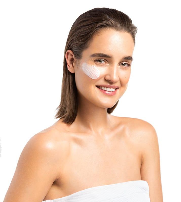 ניקוי עור הפנים